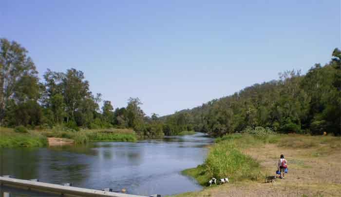 Fernvale,one of the Best freshwater swimming spots near brisbane Fern-4