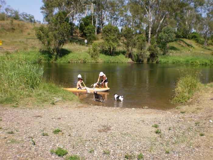 Fernvale,one of the Best freshwater swimming spots near brisbane Fern-6