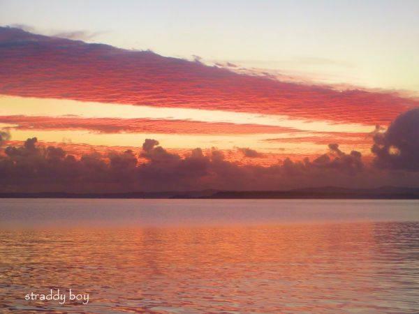Scuba , free diving and low tide walks in SEQ for June 2016 Sunrise1_zpskfdsh6zi