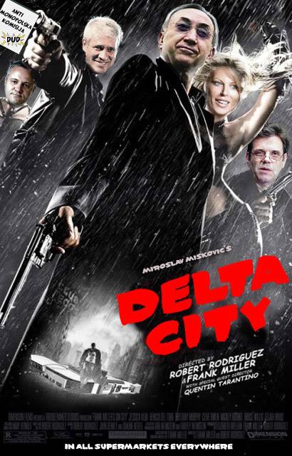 Delta Holding (Mišković) DELTACITY
