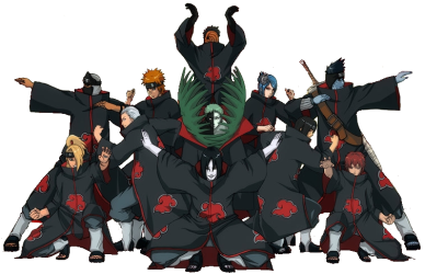 Akatsuki Hide-out
