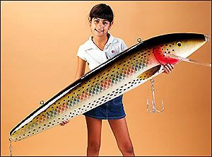 Lures how big is too big........... 015XLResinLure