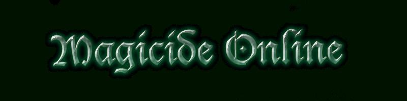  Magicide-Online Forum  - Portal Header