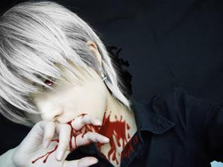 Cosplay Vampire Knight Zero0