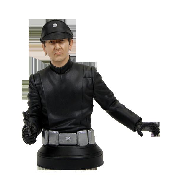 lieutenant Renz mini-bust 1