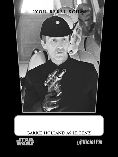 lieutenant Renz mini-bust 6