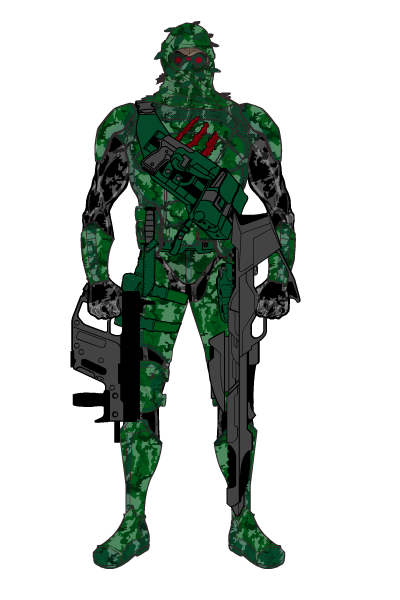 G.I. Joe: Alpha  JunglePride