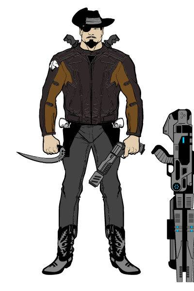 G.I. Joe: Alpha  Scar