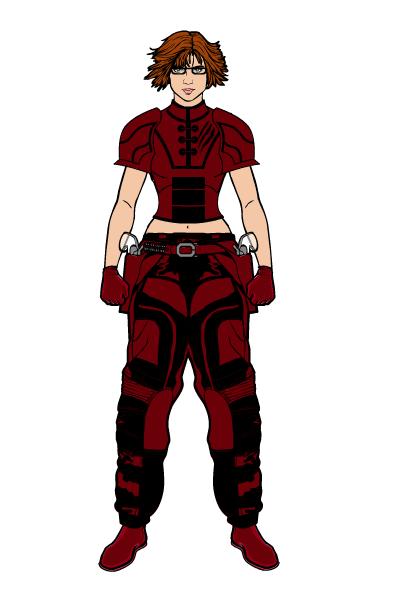 G.I. Joe: Alpha  ScarlettSpider