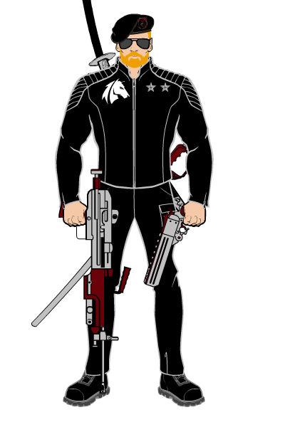 G.I. Joe: Alpha  Snake
