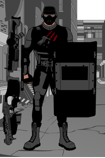 G.I. Joe: Alpha  UrbanPride