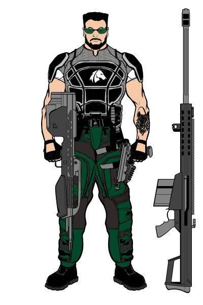 G.I. Joe: Alpha  Wolf