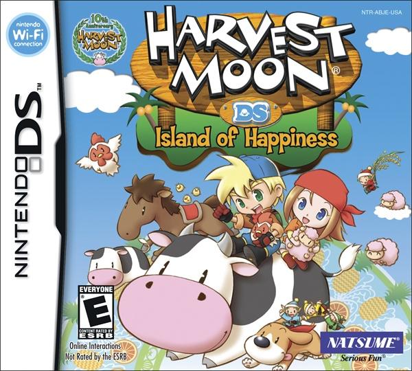 Tổng hợp link download Harvest Moon 2609