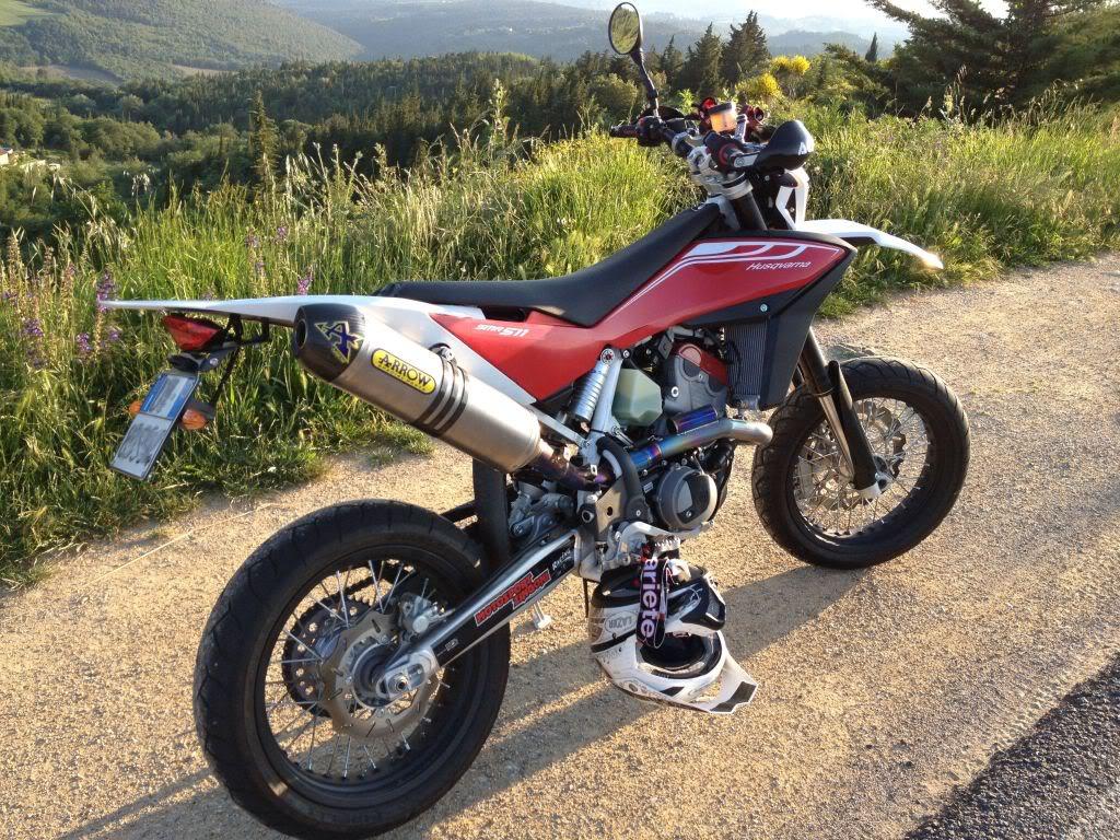 Passione a 2 ruote Husq511