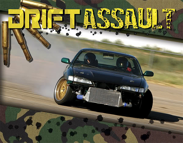 2008 Nopi Qualifier: Get your Nopi Drift License! Driftassault