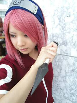Sakura Haruno Sakuracosplay