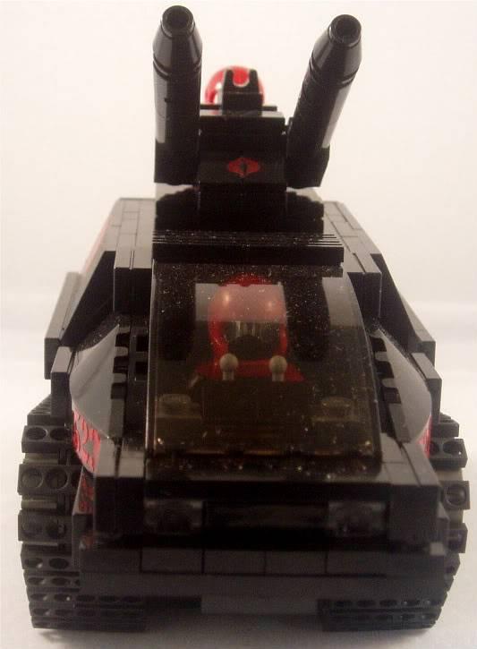 Lego Hiss Tank HISSTank6