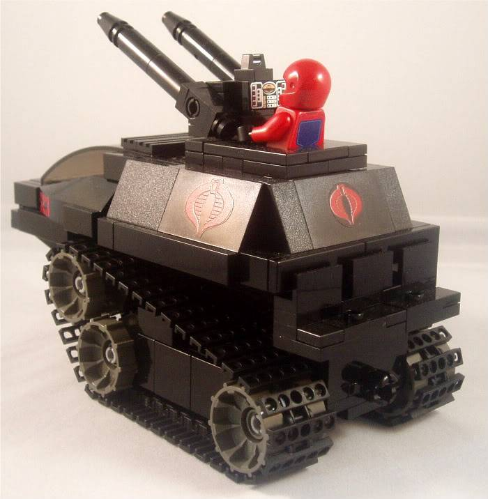 Lego Hiss Tank HISSTank7