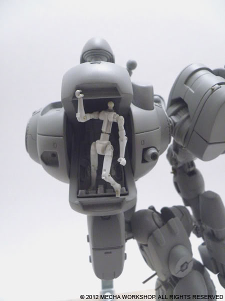 Mecha Workshop: Armarauders = AWESOME!!!! PROTOTYPE-60-PILOT-BELL