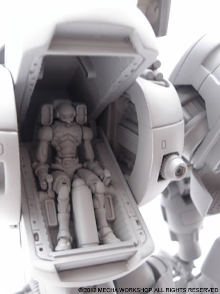 Mecha Workshop: Armarauders = AWESOME!!!! PROTOTYPE-66-PILOT-BELL