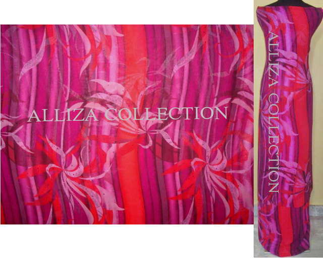 WASHABLE CHIFFON SILK RM125 New_31A