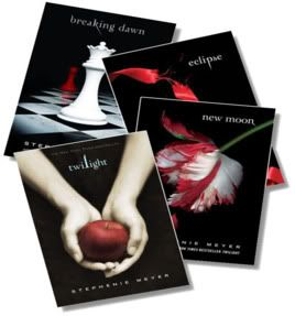The Twilight Saga Series Twilight-books
