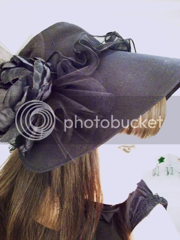 Fleur Engel~ Collection Gothique Lolita Chapeau_018