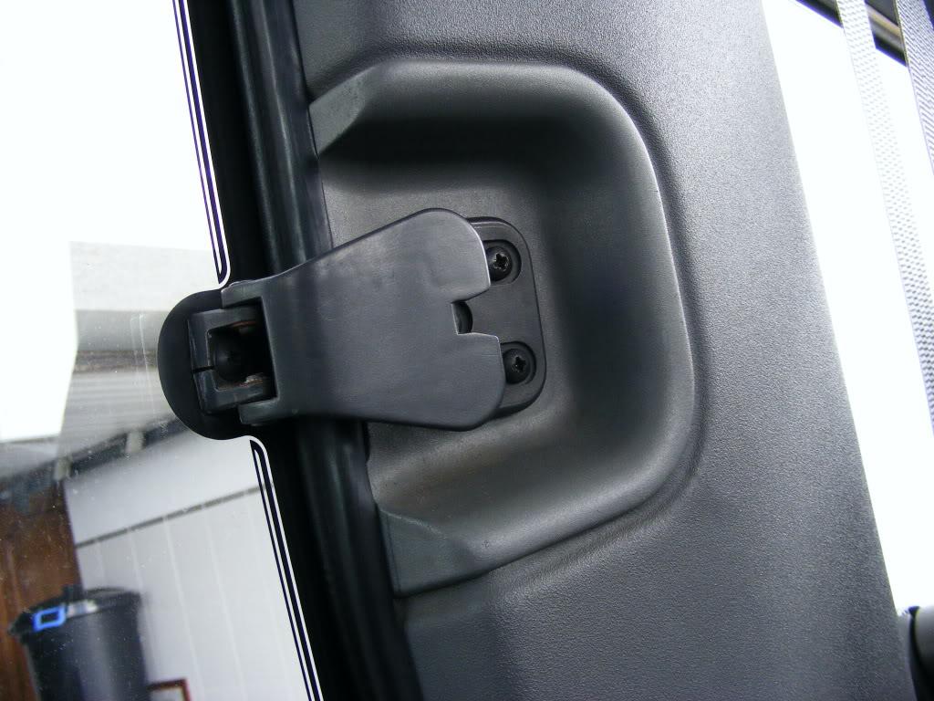 Tratamento Interior a Land Rover Discovery 300tdi de 94 2008_09140022-1
