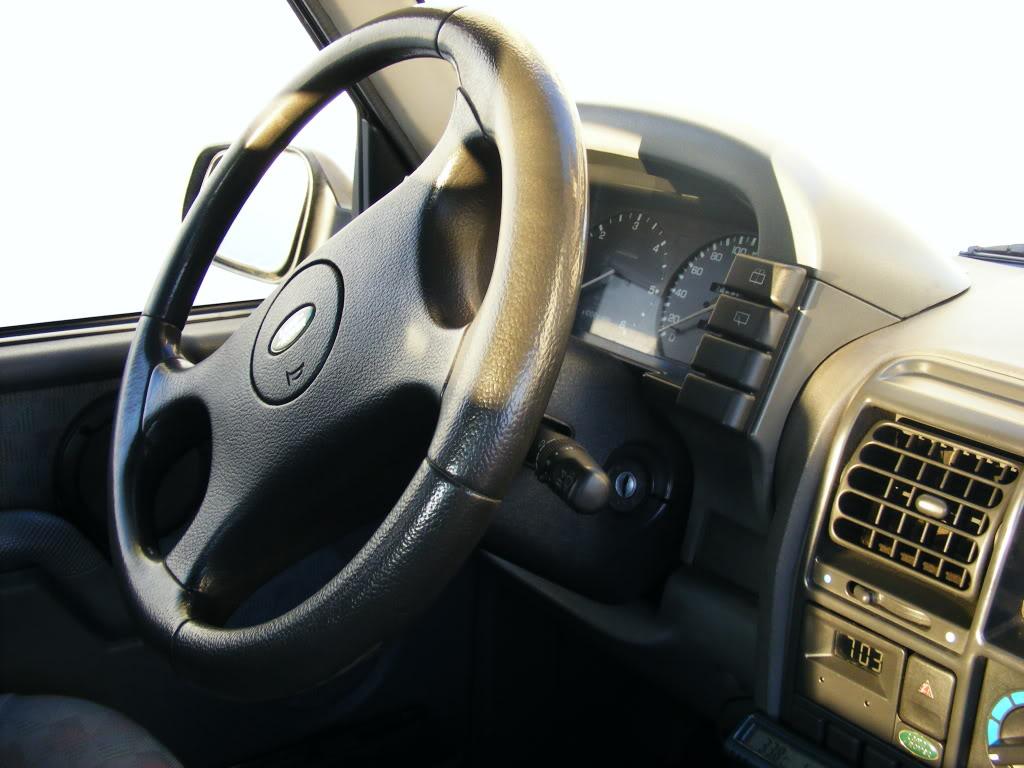 Tratamento Interior a Land Rover Discovery 300tdi de 94 2008_09140058