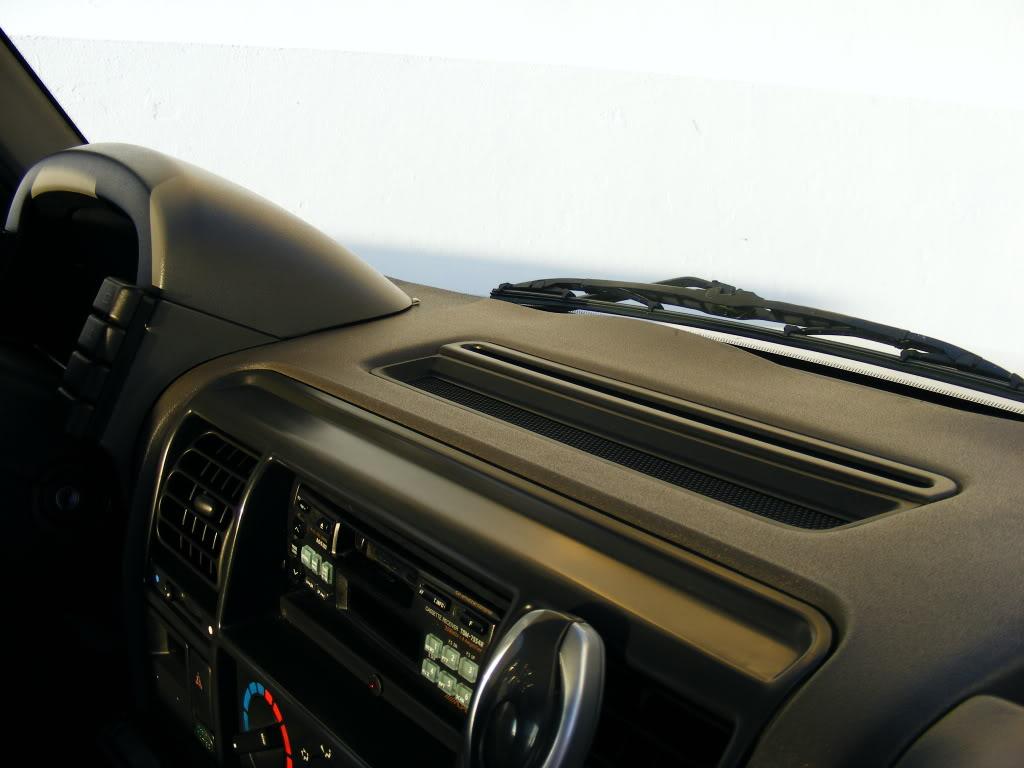 Tratamento Interior a Land Rover Discovery 300tdi de 94 2008_09140059