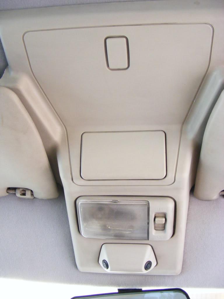 Tratamento Interior a Land Rover Discovery 300tdi de 94 2008_09140061