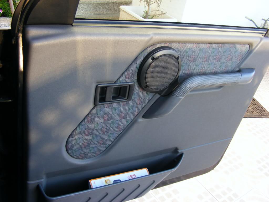 Tratamento Interior a Land Rover Discovery 300tdi de 94 2008_09140062