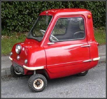 أصغر سيارة في العالم P50sale