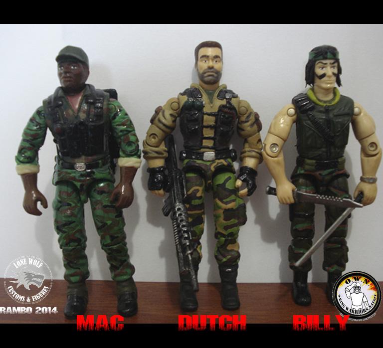 Rambo customs MacDutchBillypreview