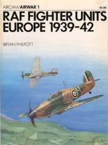 Osprey Aircam Airwar - RAF Fighter Units Europe 1939-42 plus five others Aircamairwar1RafFighterunits1939-42