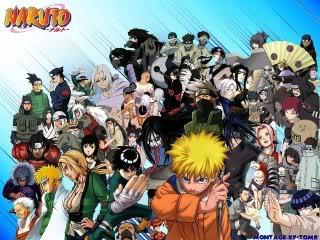 Naruto The Ninja