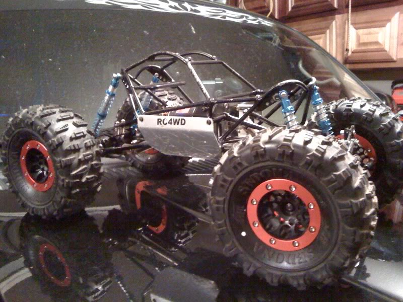 WTT or sale RC4WD Copperhead Ch1