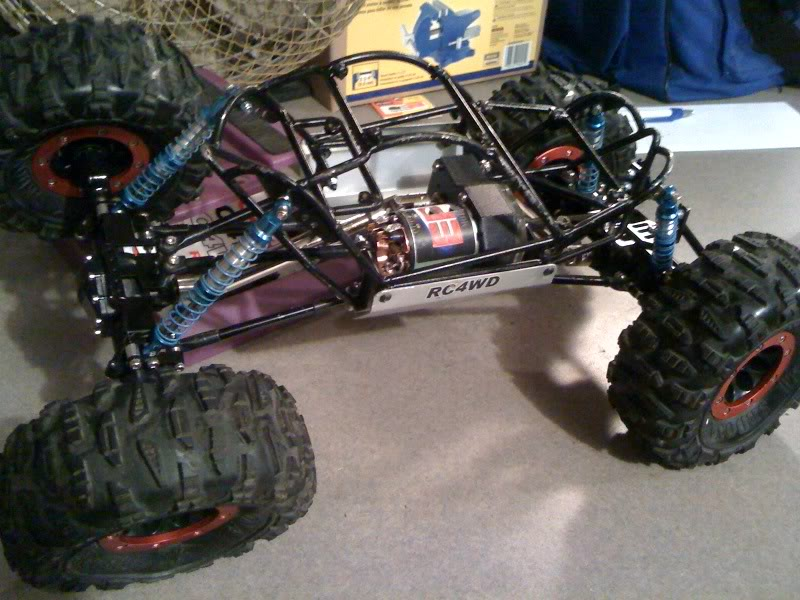 WTT or sale RC4WD Copperhead Ch2