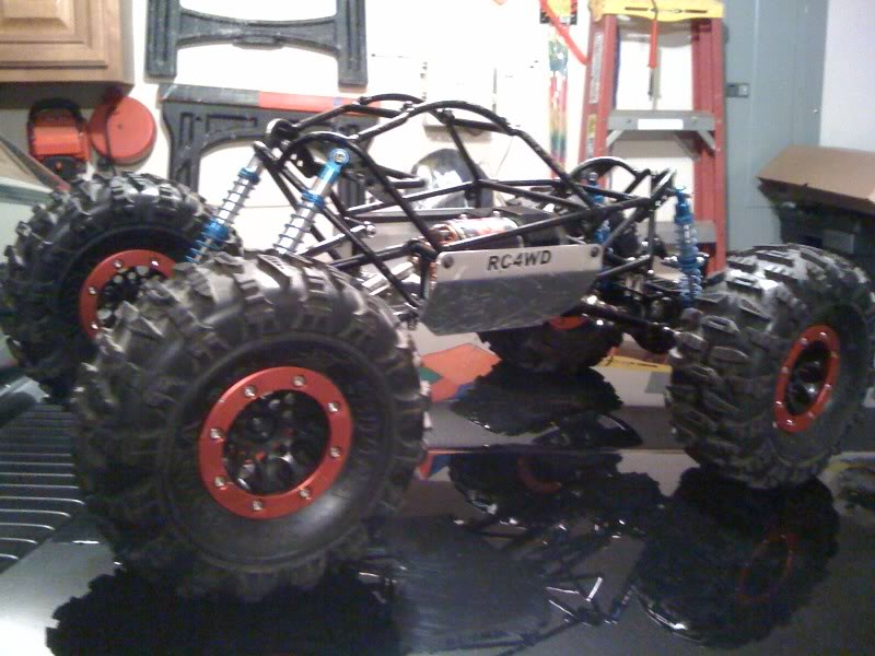 WTT or sale RC4WD Copperhead Ch4