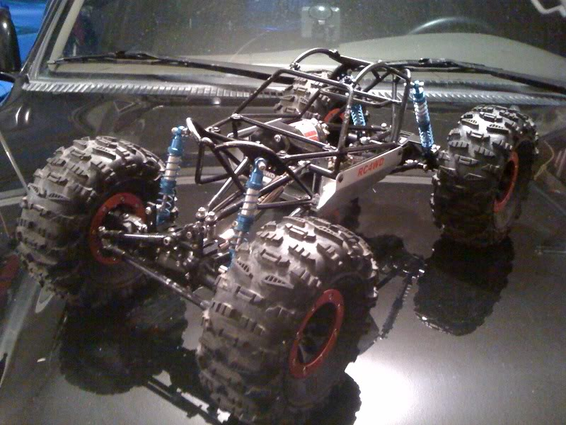 WTT or sale RC4WD Copperhead Ch5