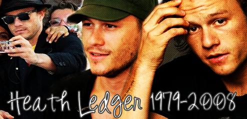 Heath Ledger (1979-2008), Forum des fans fançais