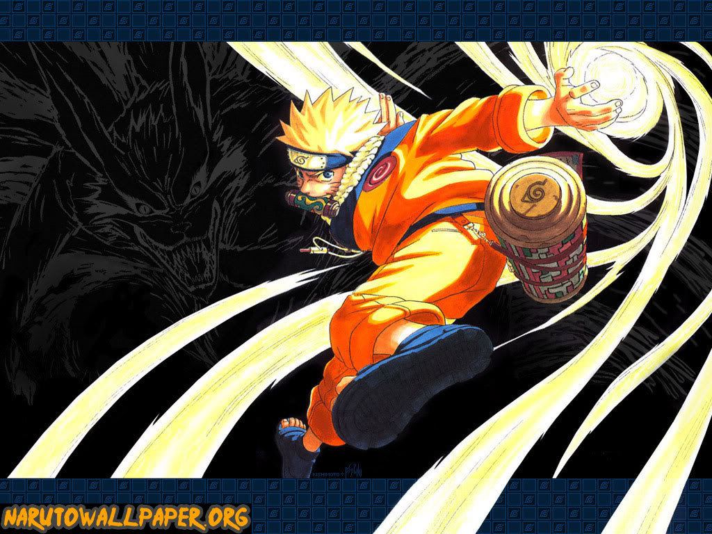 Naruto Picture Thread Rasengan