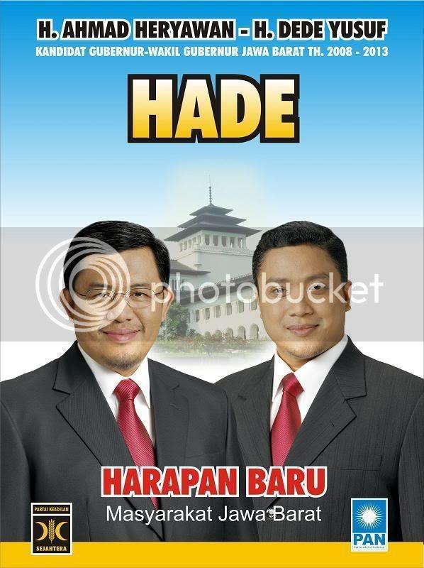 pemilihan gubernur.. - Page 2 Bannerhade