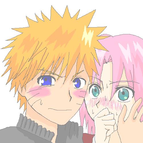 naruto and sakora Zyamasuruna