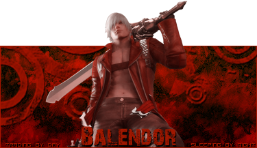 Hey its balendor!! your admin!! about mods!! and everything!!! Dante3sw5