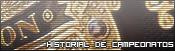 Historial de Campeonatos