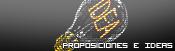 Proposiciones e Ideas