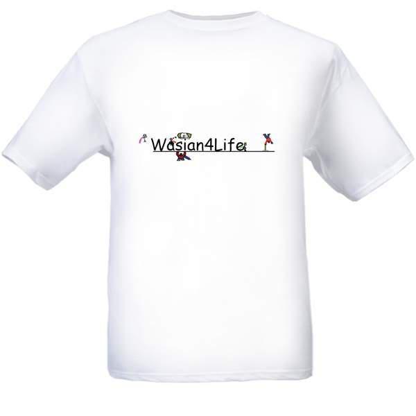 Wasian Mark 2.0 - Portal Shirt