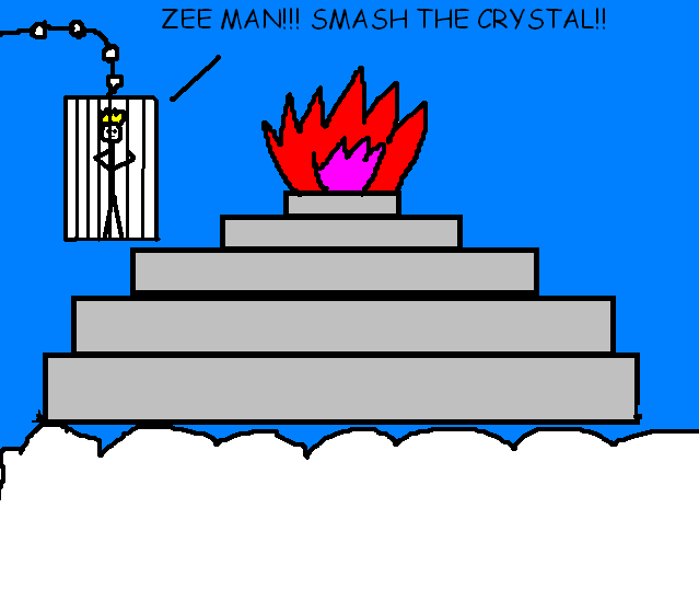 The Return of Zee-Man (Archived) 34