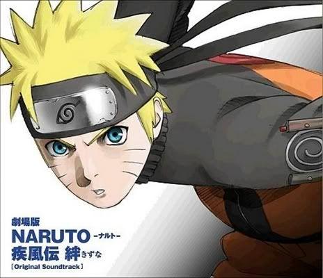 [MICA-0983] Gekijouban Naruto Shippuuden Kizuna Original Soundtrack MICA-0983CoverArtfrente